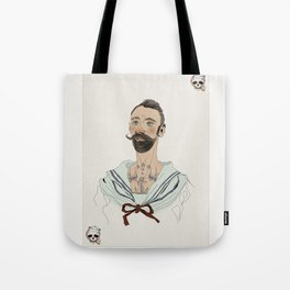 Holy Mary of Drowned Sailors / 03 Tote Bag
