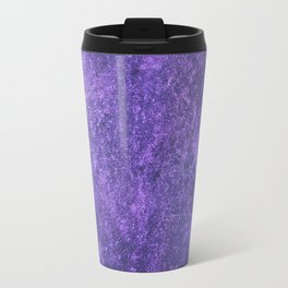 Hidden in a Forest of Purple Travel Mug