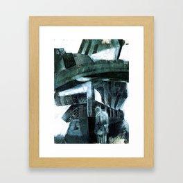 Alienation Framed Art Print
