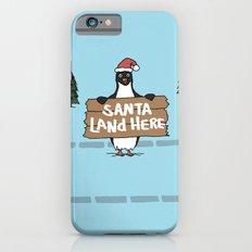 Christmas Penguin Slim Case iPhone 6s