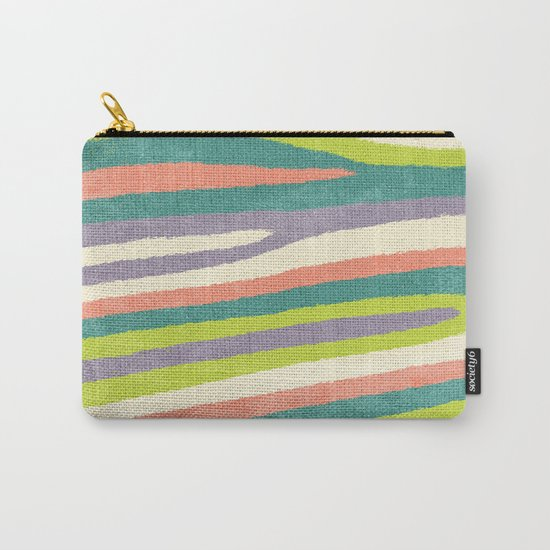 Fruit Stripes. Carry-All Pouch