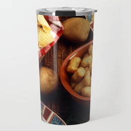 Potato Foods Travel Mug