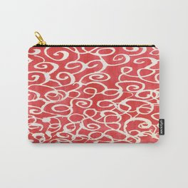 Holiday Wrapping Carry-All Pouch
