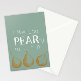 Peary Much Stationery Cards