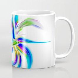 Abstract perfection - Flower Magical Coffee Mug