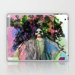haute ghost Laptop & iPad Skin