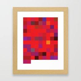 72-10 (96 Bulls) Framed Art Print