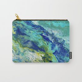 Bubbling Brook Carry-All Pouch