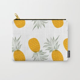 Pineapple Juice Slice Fruit Carry-All Pouch