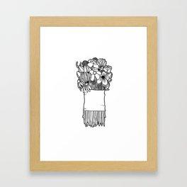 Lovely Bouquet n.2 Framed Art Print
