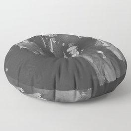 We Want Beer Floor Pillow