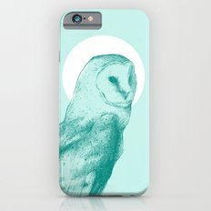 Wise Blue Owl iPhone 6s Slim Case