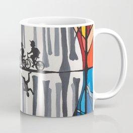 Stranger World Things Coffee Mug