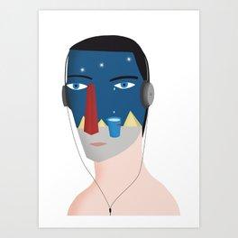 Orione Art Print