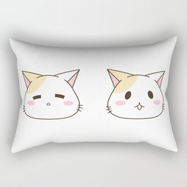 cute cat Rectangular Pillow