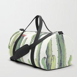 Dry Cactus Duffle Bag