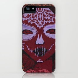 young death iPhone Case