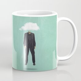 Head in the Cloud Coffee Mug