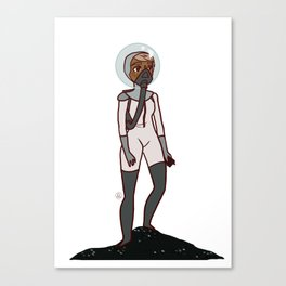 Explorer Canvas Print