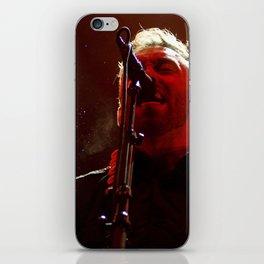 Rise Against iPhone Skin