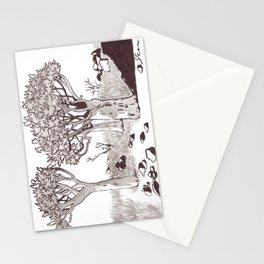 Quiver Tree Forest - Namibia Stationery Cards