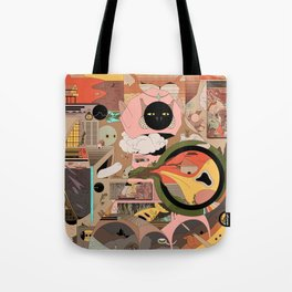 Leisureos Tote Bag