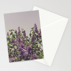 Wild Lilacs Stationery Cards
