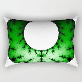 Fractal Art - Necklace Rectangular Pillow