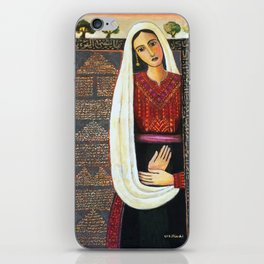 Vision by Nabil Anani iPhone Skin