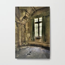 The Lone Shoes… Metal Print