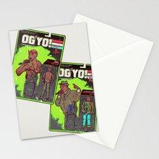 O.G. Yo! Stationery Cards