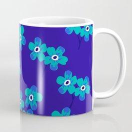 Forget-me-nots - Blue Coffee Mug