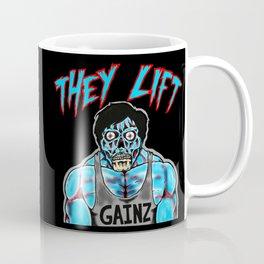 THEY LIFT Coffee Mug