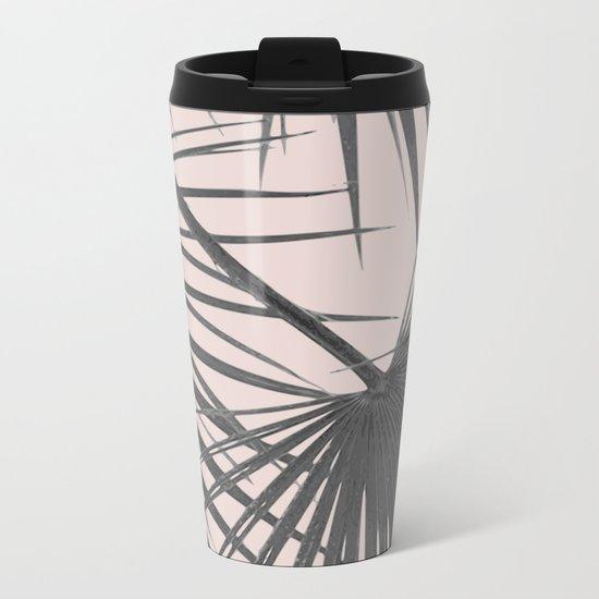 Palm web Metal Travel Mug
