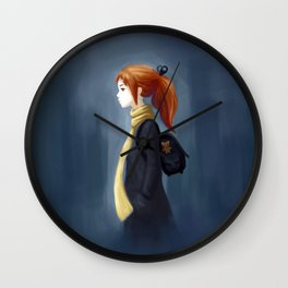 Rainy Days Wall Clock