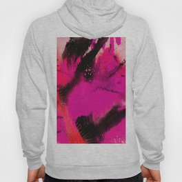 Art Abstraction 3B by Kathy Morton Stanion Hoody