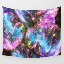 Galaxy Black Hole Wall Tapestry
