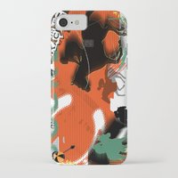 racing iPhone & iPod Cases featuring Horse Racing by Robin Curtiss