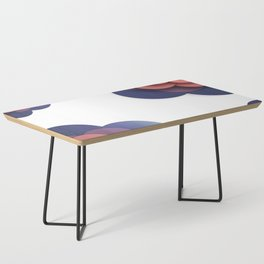 Floral // Border Coffee Table
