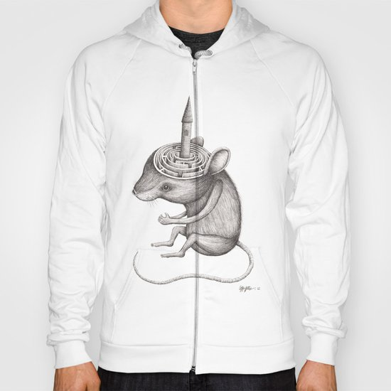 'Lost In My Mind' Hoody