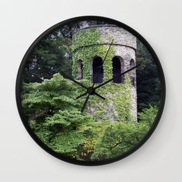 Longwood Gardens Autumn Series 412 Wall Clock