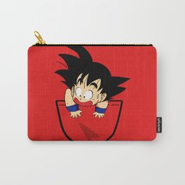 Pocket Saiyan Carry-All Pouch