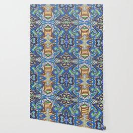 Clovers n' Crosses Wallpaper
