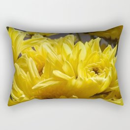 Dressed Up in Yellow II Rectangular Pillow
