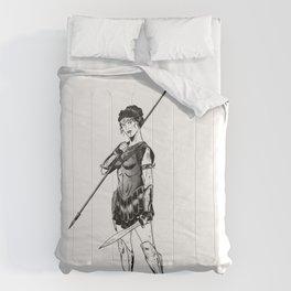 Nasty Woman Comforters