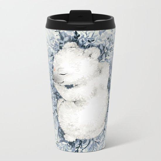 Polar Slumber Metal Travel Mug