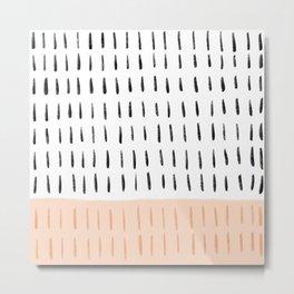 Coit Pattern 78 Metal Print