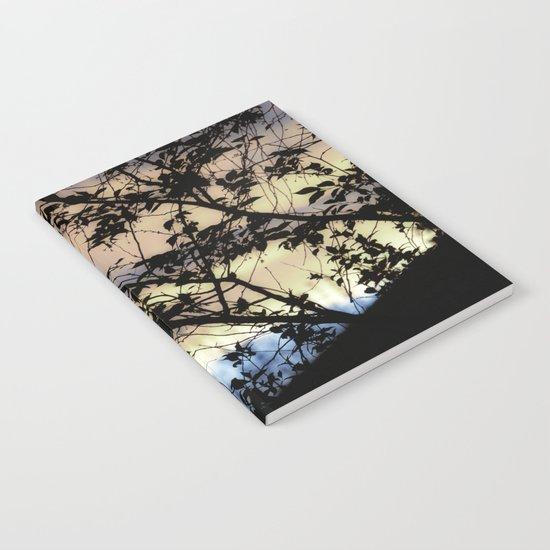 Romantic Sundown #1 Notebook