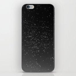constellation iPhone Skin