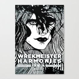Wrekmeister Harmonies + Nadja live in Berlin Canvas Print